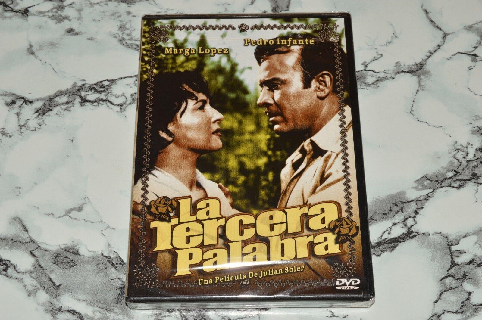 NEW - La Tercera Palabra DVD, 2002 -- Pedro Infante Marga Lopez - $12.68