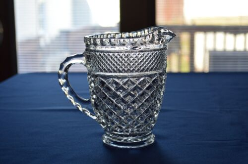 Anchor Hocking Wexford Small Pitcher 18 oz