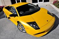 Miniature 6 Voiture Européenne d'occasion Lamborghini Murcielago 2008
