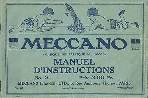 catalogue meccano 1918 catalogo katalog jouet ancien vintage toy tres rare ebay. Black Bedroom Furniture Sets. Home Design Ideas