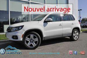 2013 Volkswagen Tiguan Comfortline *ENSEMBLE SPORT*MAGS*TOIT PAN