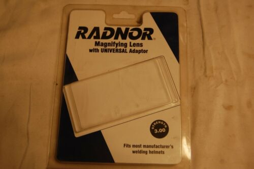 Radnor Magnifying Lens with Universal Adaptor - Strength 3.00