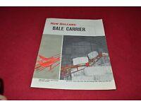 New Holland Secondary Tillage Dealer/'s Brochure YABE13