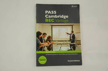 Pass Cambridge VEC Vantage