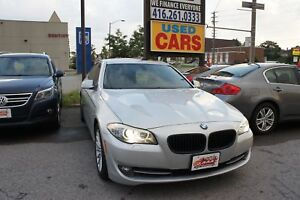 2011 BMW 528 i | NAVI | PARKING SENSOR | KEYLESS | MORE OPTIONS