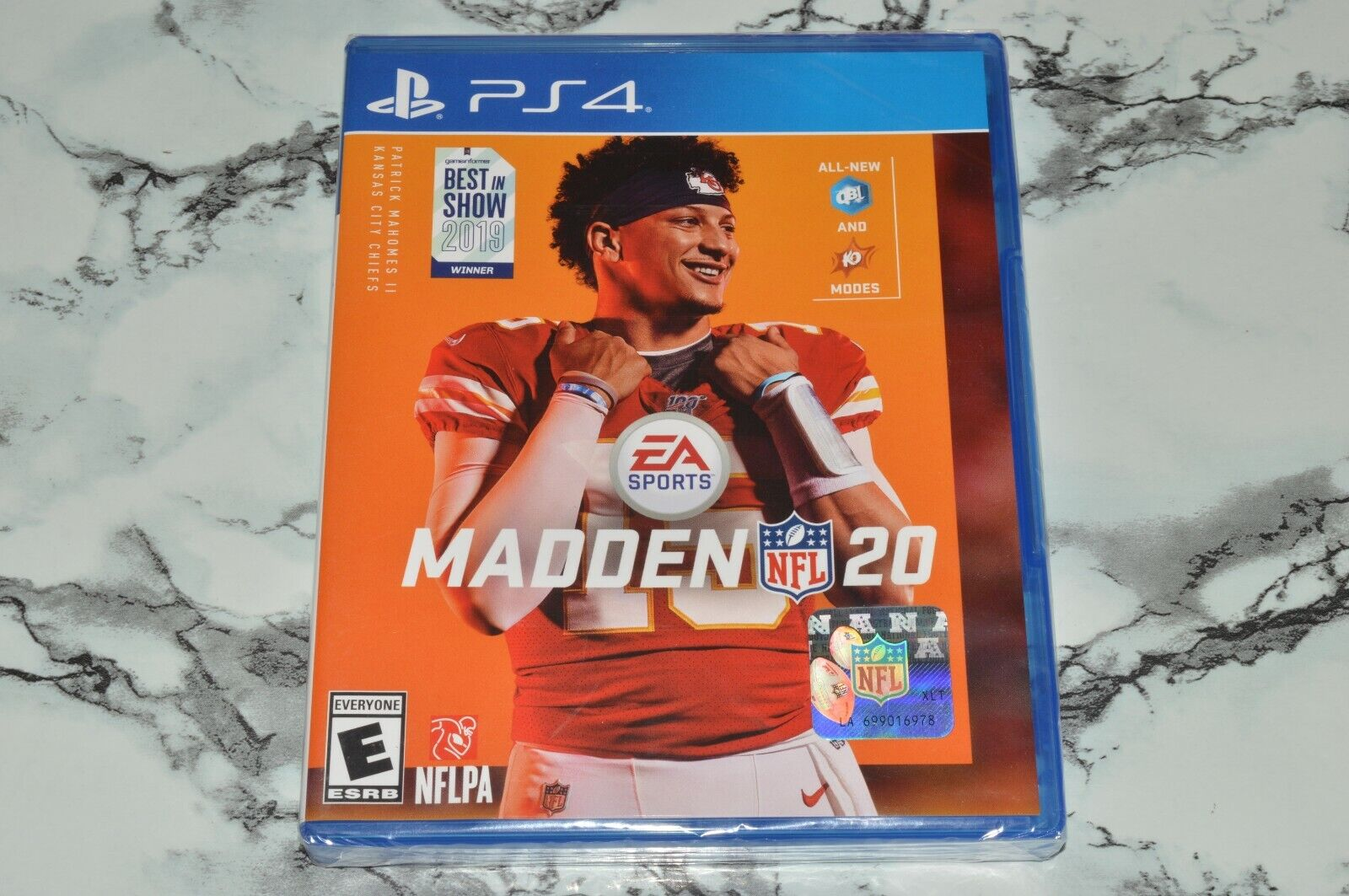 NEW - Madden NFL 20 Sony PlayStation 4 PS4, 2019 -- Please Read  - $11.18
