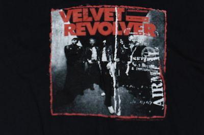 """""""Velvet Revolver"""" T-Shirt Music Rockband(M)"""