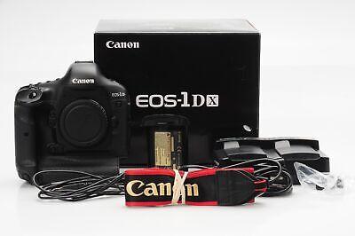 Canon EOS 1D X 18.1MP Digital SLR Camera Body 1DX                           #192