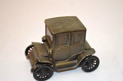 Vintage Banthrico Inc Bank 1910 Baker Electric Car State Bank Of Paradise Pa (27