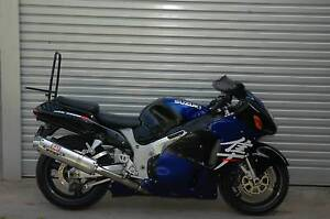 Suzuki Hayabusa with 6 month warranty, Yoshi pipes & Ventura rack Lobethal Adelaide Hills Preview