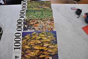4 mindbogglers jigsaws Peppermint Grove Cottesloe Area Preview