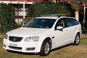 2011 Holden Commodore Wagon Mount Riverview Blue Mountains Preview