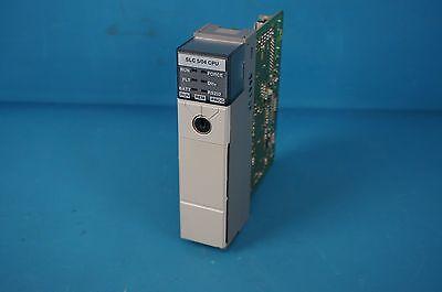 Allen Bradley 1747-l541b Slc500 Slc 504 Cpu Module