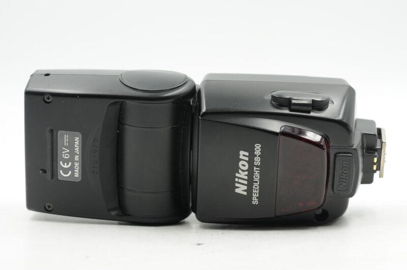 Nikon SB-800 Speedlight Flash SB800 #920