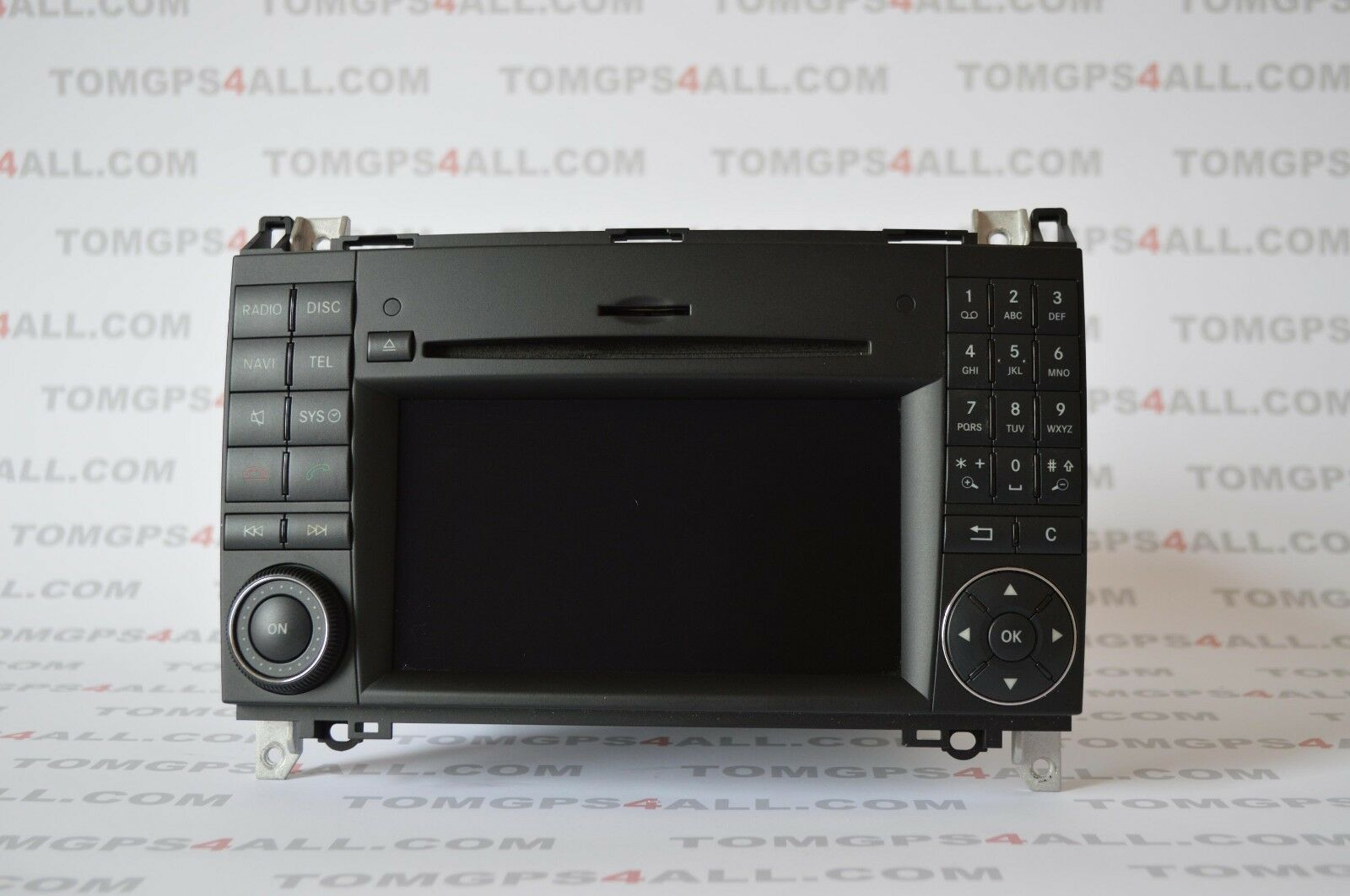 Mercedes benz ntg 2 5 a w169 b w245 changer vito viano for Mercedes benz navigation system