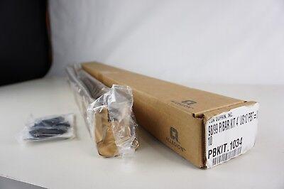 Von Duprin 99 Push Bar Retrofit Kit-pbkit Brushed Brass