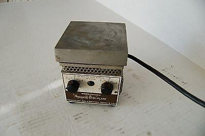 Thermolyne Midget Hotplate Stirrer Magnetic Hot Plate Aluminium Sp10105b Mini