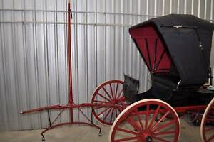 Horse Drawn Buggy and Sulky