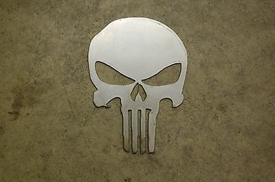 Sculptures Punisher Skull New Metal Wall