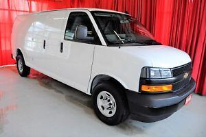 2018 Chevrolet Express 2500 Extended Work Van | Rear Vision Came