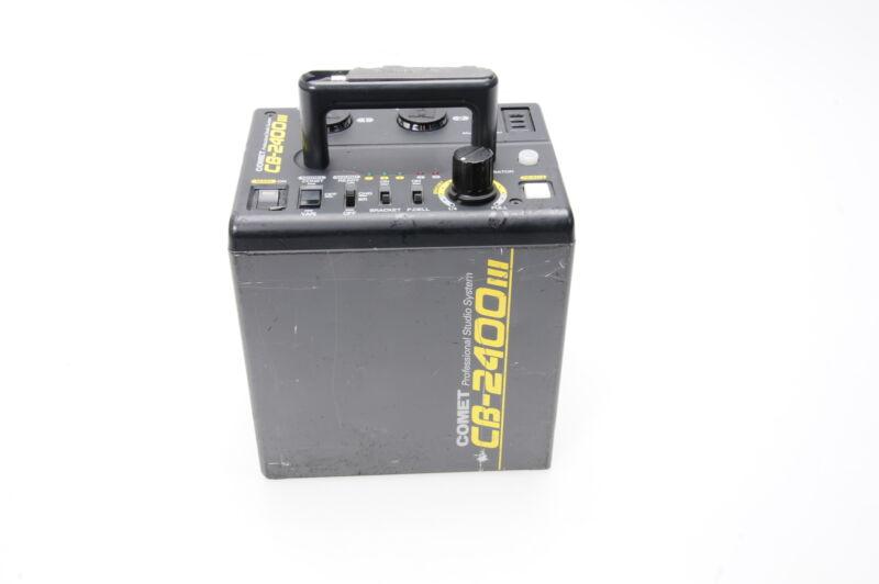 Comet CB-2400III 2400 Watt/Second Power Supply #905