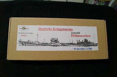 HP Models 1:700 WL Troßschiff Dithmarschen der Deutschen Kriegsmarine -1944-