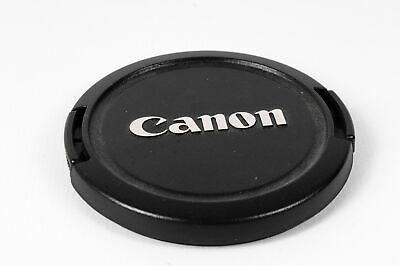 Canon 58mm Silver and Black Front Lens Cap (E-58)