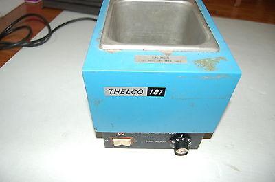Precision 181 Water Bath Waterbath Variable Laboratory Lab Scientific Mini