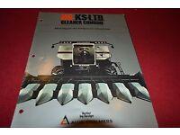 Radiator Drain Tap PetCock Oliver 77 88 1750 Super 77 1850 1855 770 880 60 KS517