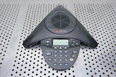 Polycom Soundstation2 Expandable 2201-16200-601 Conference Phone