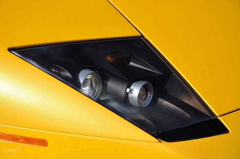 Image 12 Voiture Européenne d'occasion Lamborghini Murcielago 2008