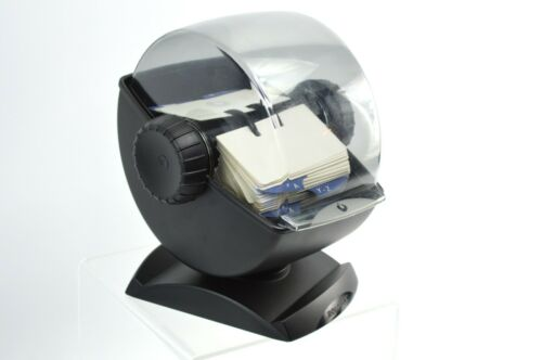 Rolodex Model 66871 Covered Office Rotary Swivel Card File500 Cards