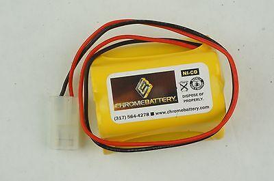 Emergency Exit Lighting Battery 6v 800mah For Aritech Du140 Du264