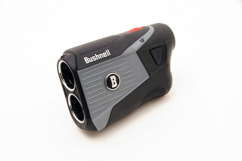 Bushnell Tour V5 Patriot Pack Laser Rangefinder-Certified Refurbished. (201901P)
