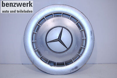 Mercedes S-Klasse W126 1x Radkappe 14 Zoll ORIGINAL 1264010824 12091827