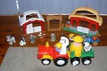 Little People Farm / Stable Set with Tractor Killarney Vale Wyong Area Preview