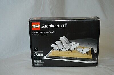 LEGO 21012 Architecture Sydney Opera House New in sealed box