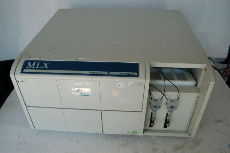Dynex Technologies MLX Microtiter Plate Luminometer  manual