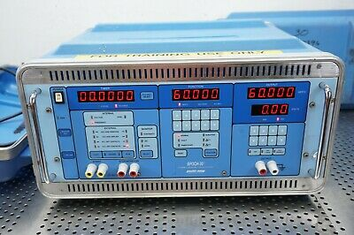 Avo Multi-amp Epoch-30 Dynamic Frequency Relay Test Set