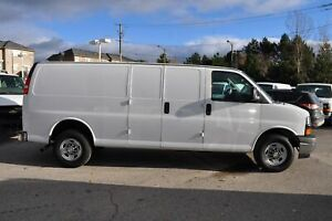 2018 Chevrolet Express 2500 Extended