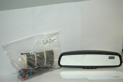 Genuine Nissan Xterra 999L1KT000 Auto-dimming Rear View Mirror With Compass Rear View Mirror With Compass