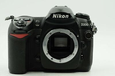Nikon D200 10.2MP Digital SLR Camera Body                                   #577 segunda mano  Embacar hacia Mexico