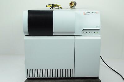 Shimadzu Lcms-2010ev Liquid Chromatograph Mass Spectometer Lcms