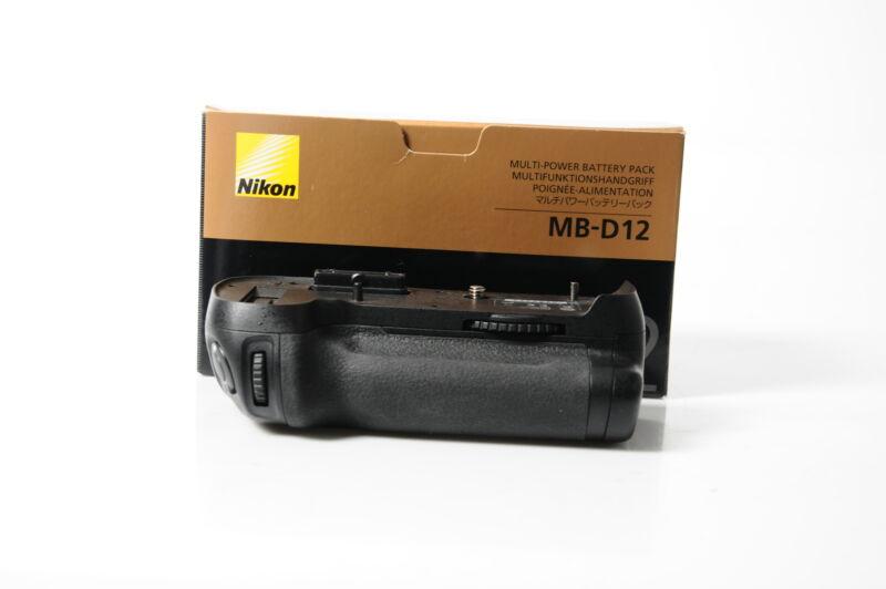 Genuine OEM Nikon MB-D12 Battery Grip for D800/D800E/D810/D810A #967