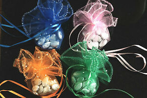 5-PCS-110-MM-x-70-MM-approx-ORGANZA-GIFT-BAGS-WITH-DRAWSTRING-CHOOSE-COLOUR