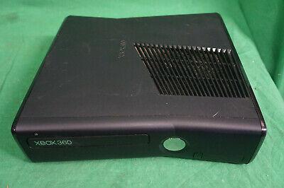 Microsoft Xbox 360 S Console 1439 4GB Black Body Only