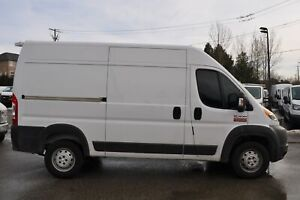 2014 Ram ProMaster 2500 High Roof/Divider