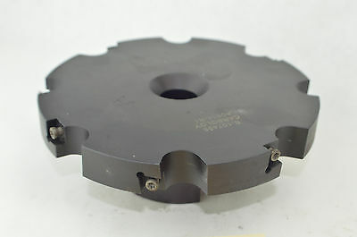 Carboloy Seco R335.18 Hn Indexable 8 Tool Slot Mill Slotting Cutter 5-58 .