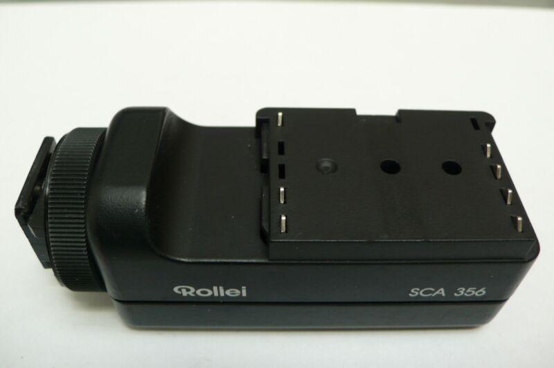 rollei rolleiflex 6008 flash adaptor