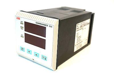 New Abb C201a31001ustd Temperature Controller